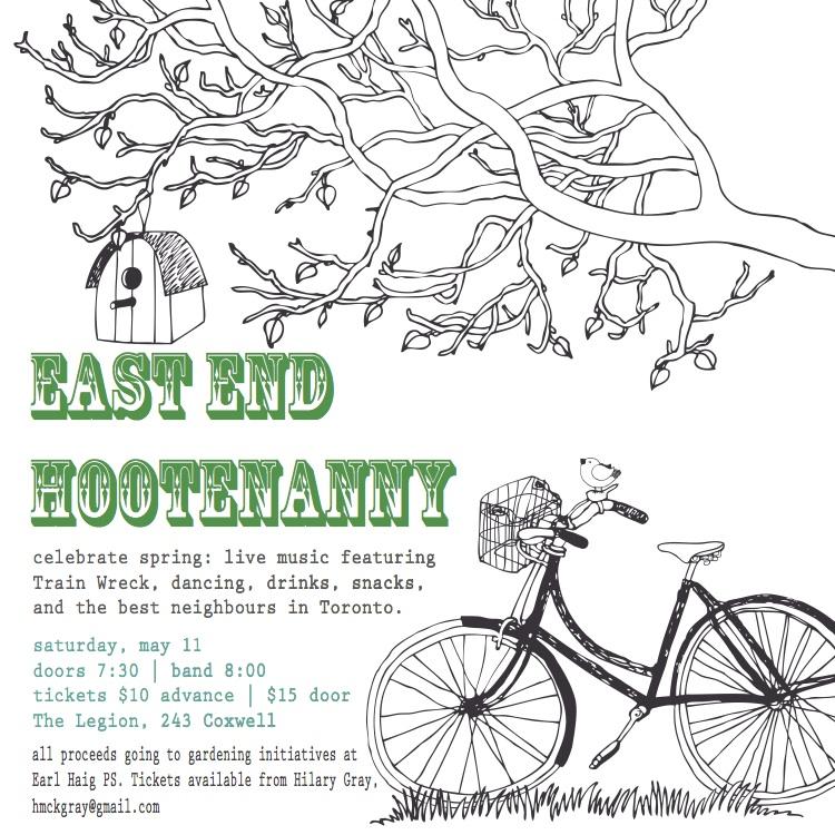 East End Hootenanny!