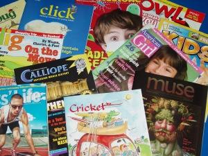 childrens-magazines