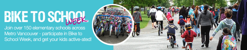 Bike to School Week