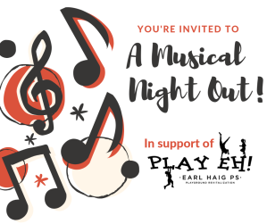 A Musical Night Out & Silent Auction Details