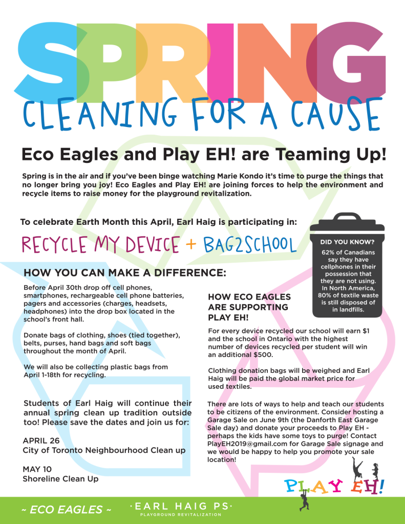 Play Eh Eco Poster outl
